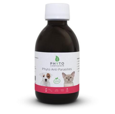 Phyto Anti-Parasites pour chien