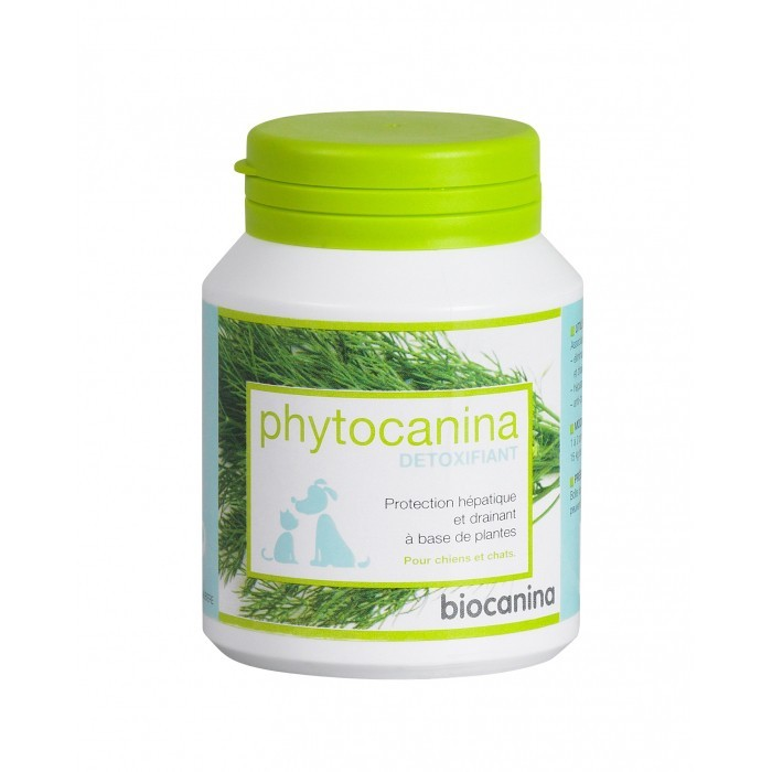 Phytocanina détoxifiant