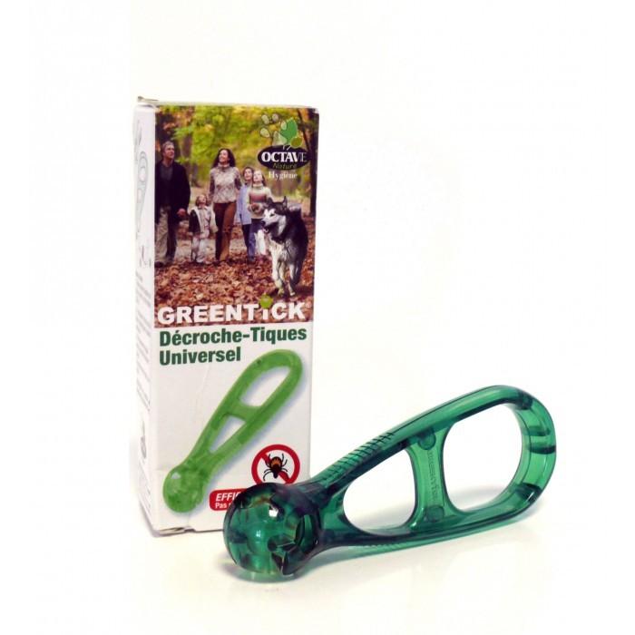 Pince à tiques Greentick