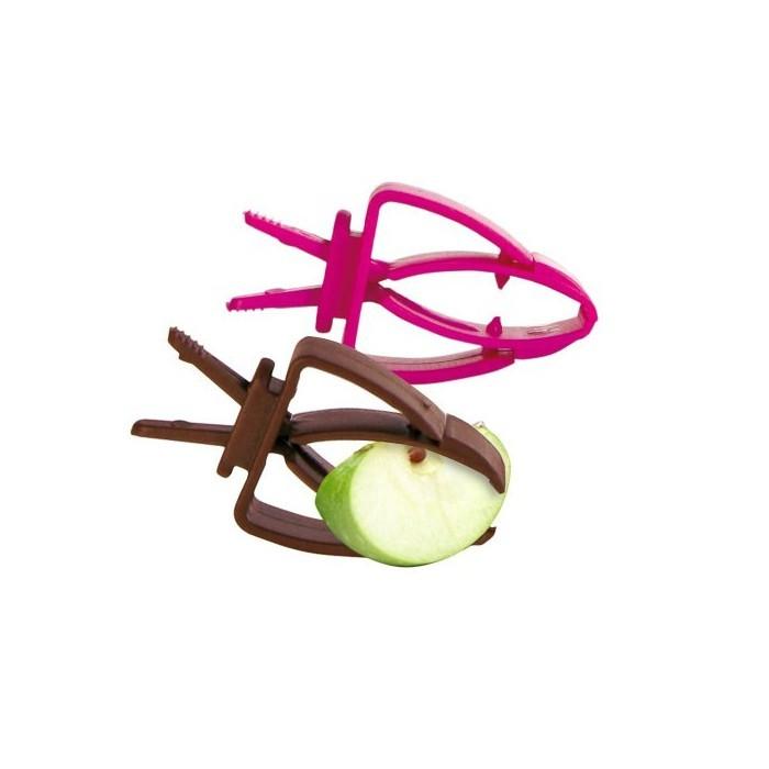 Pinces supports pour aliment