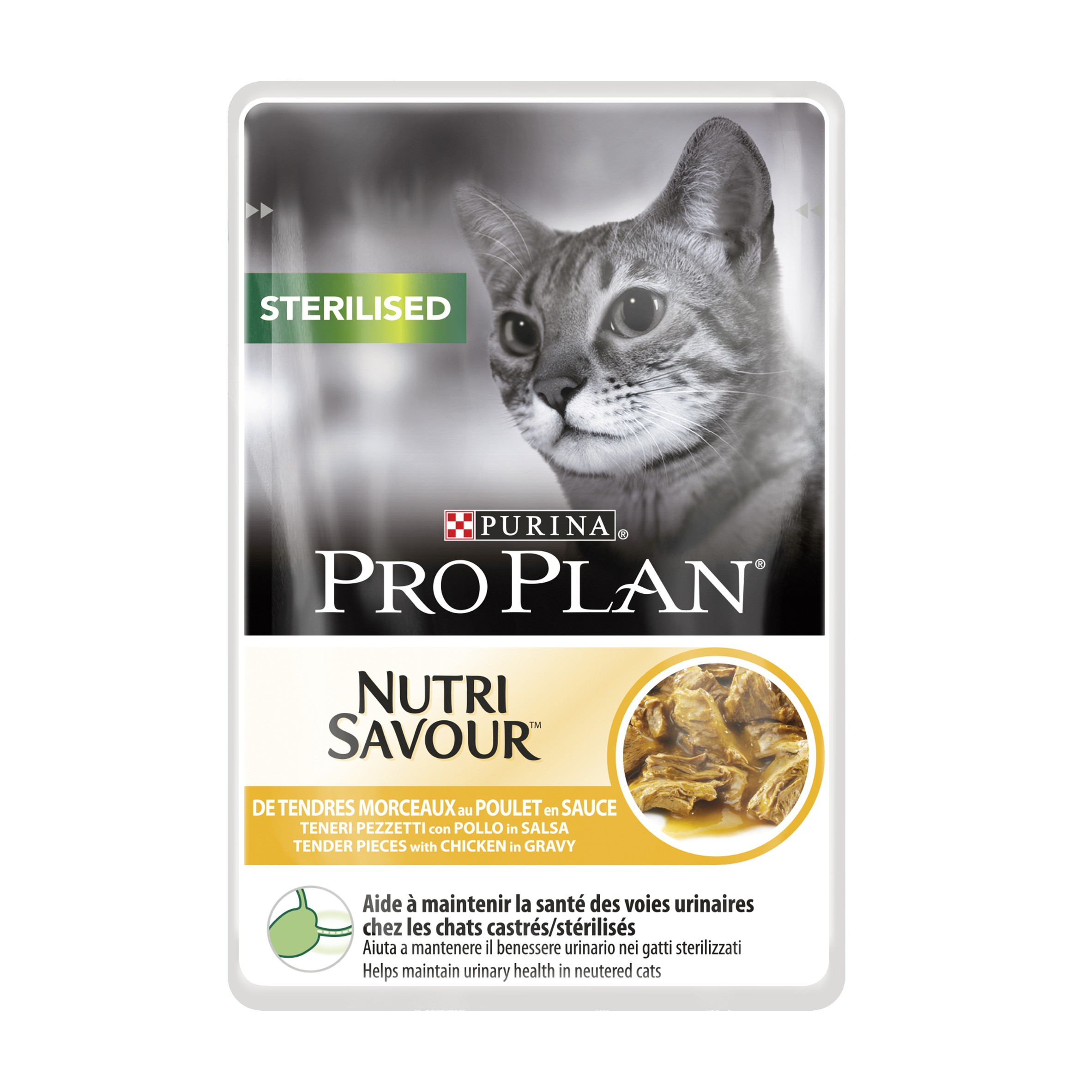 Nutrisavour Chat Sterilised