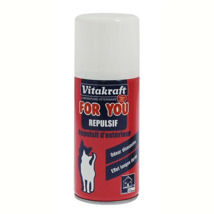 Répulsif for you pour chat