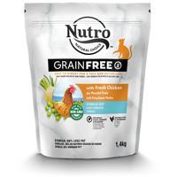 NUTRO™ GRAIN FREE Chat Adulte Stérilisé