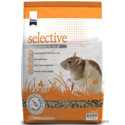 Science Selective pour rat