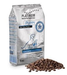Platinum Puppy Poulet