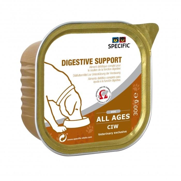 Pâtée Digestive Support