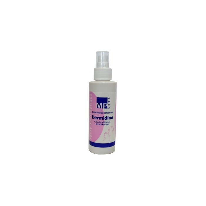 Spray désinfectant Dermidine