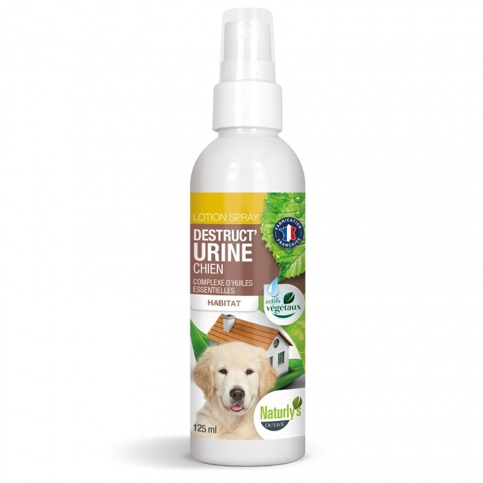 Spray Destruct'Urine pour chien