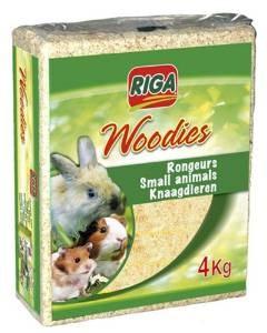 Litière de copeaux de bois Riga