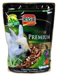 Menu Premium Lapins Nains Riga