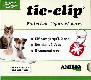 Médaille Tic-clip