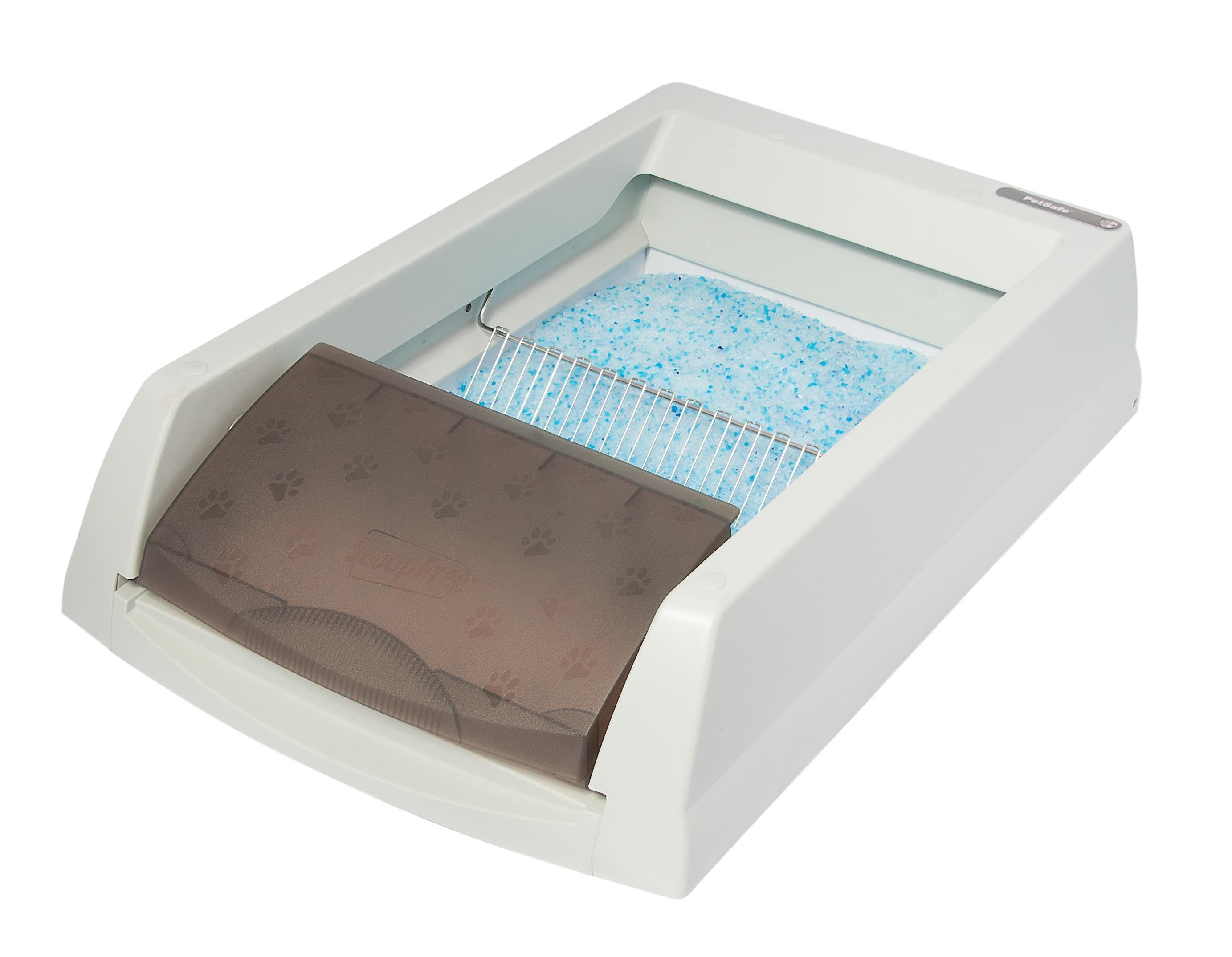 Maison de toilette auto-nettoyante ScoopFree™