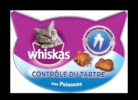 Whiskas® Contrôle du Tartre