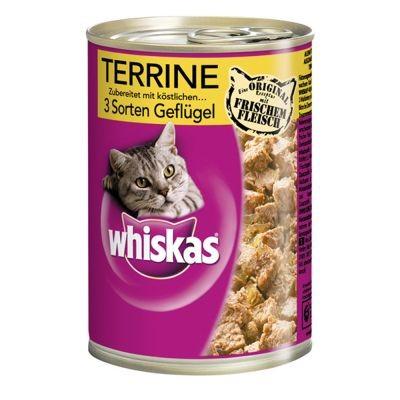 Boîtes Whiskas Adult