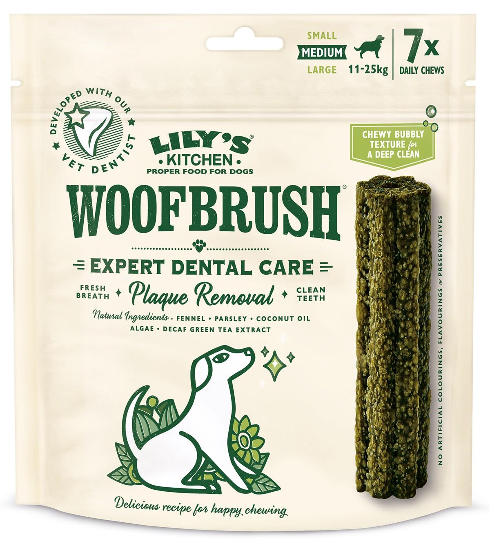 Woofbrush
